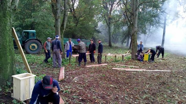 Голобські активісти напрацьовують правила благоустрою громади