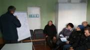 З мешканцями Люблинецької громади говорили про роль самоорганізаціїв умовах об'єднання