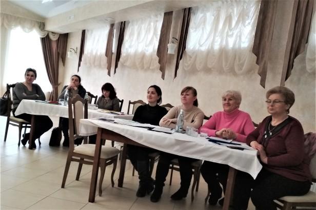 Участники семинара в Доброславе-30.11.2017