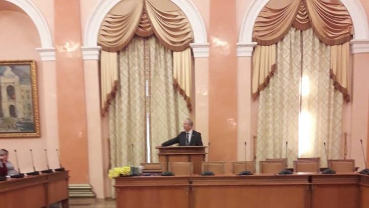 Самоорганізація в Одесі: система поступово розвивається