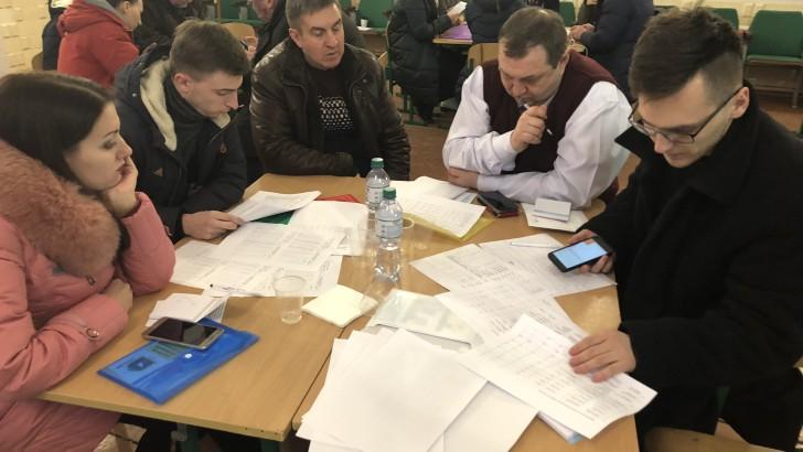 Тренінг в освітній сфері для Ресурсних центрів з розвитку місцевої демократії