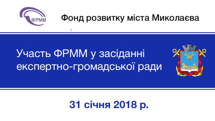 Досягнення та плани громадських експертів Миколаєва на шляху до прозорого та ефективного бюджетного процесу