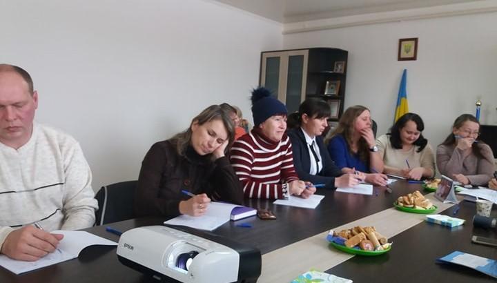 Люблинецьких активістів навчали шукати ресурси