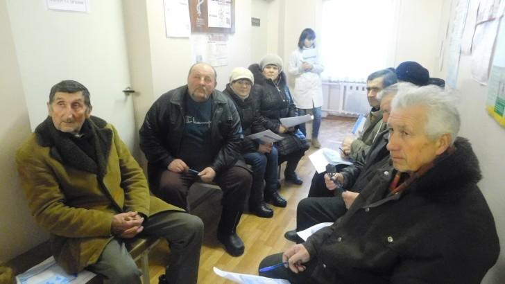 З мешканцями периферійних громад Дубівської та Люблинецької рад говорили про необхідність самоорганізації