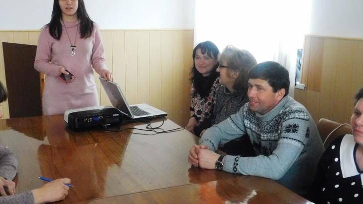 У Дубівській громаді провели громадські обговорення Статуту