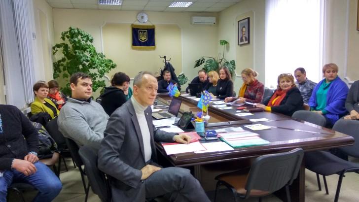 Майстерня громадської участі пройшла у Біляївці