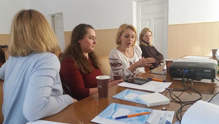 У Дубовому активістів навчали шукати ресурси