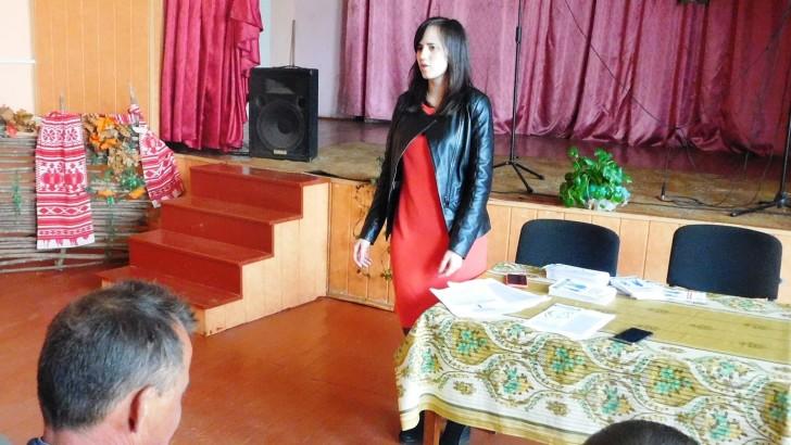 У Радошині обговорили нову редакцію Стратегії розвитку Голобської ОТГ