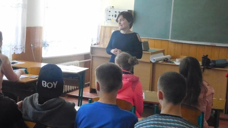 В Устилузі навчали підлітків громадській активності