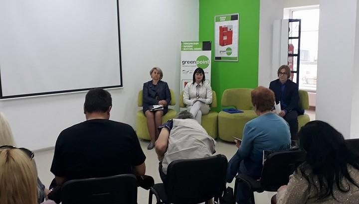 """У Луцьку відбулася презентація проекту """"Я маю право!"""""""
