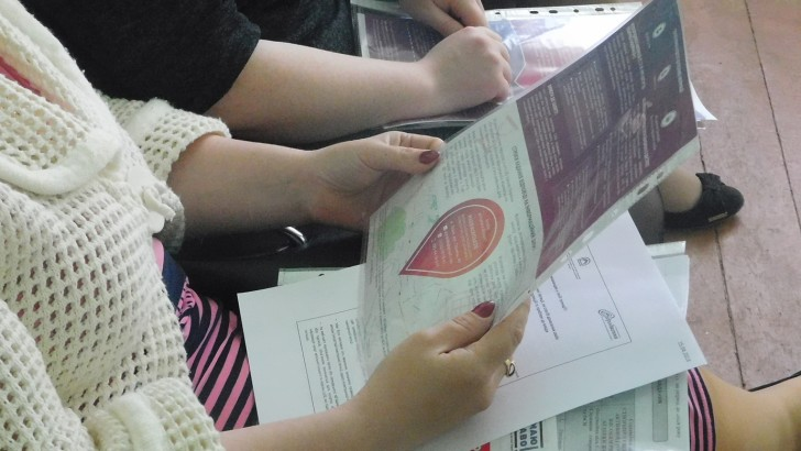 Мешканців Люблинецької ОТГ навчали користуватися  нормами ЗУ «Про доступ до публічної інформації»