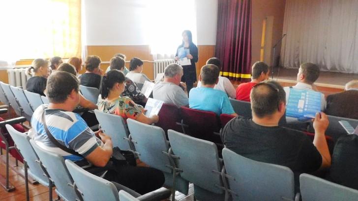 У Дубівській ОТГ відбулися майстер-класи  по використанню електронних петицій та місцевої ініціативиДубівська ОТГ, інструменти прямої демократії, майстер-клас