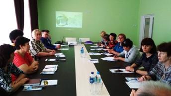 Представники об'єднаних територіальних громад Луганщині продовжують обмінюватися успішним досвідом сталого розвитку