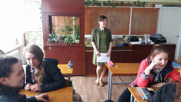 Відбулися тренінгові навчальння для школярів Устилузької ОТГ  щодо їх прав та обов'язків у розвитку громади