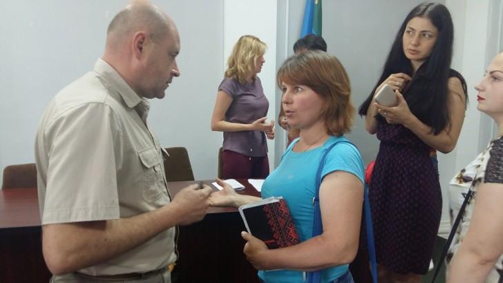 У Сновську пройшов тренінг по запровадженню інструментів місцевої демократії