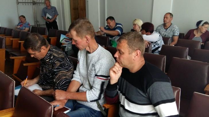 Сновська громада вчилась ефективно використовувати інструменти місцевої демократії