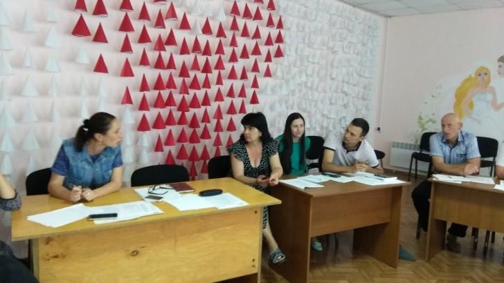 Семінар з гармонійного розвитку сіл та селища у Воскресенської ОТГ