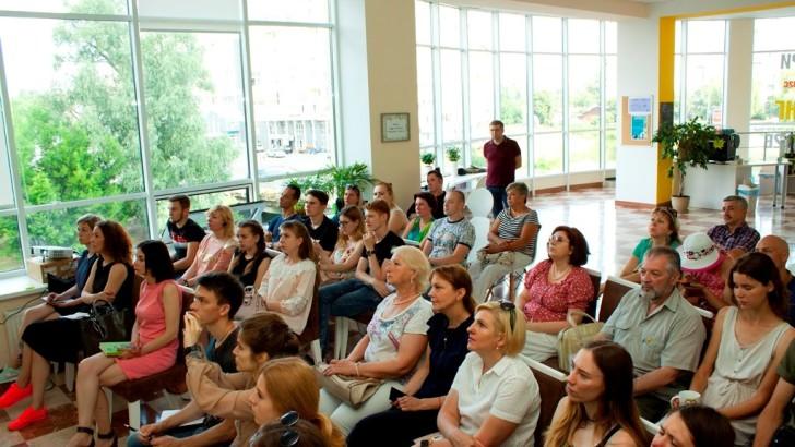 Соціальні підприємства зародились у Чернігівському «гаражі ідей»