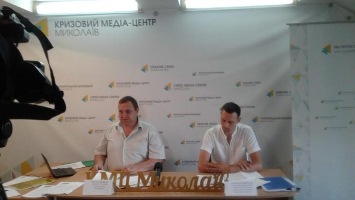 Чи є добре та гармонійне самоврядування на півдні України? (Реліз прес-клубу у КМЦ. Миколаїв)