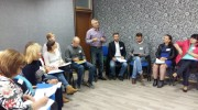 «Співробітництво» чи «Ігнорування»: активісти Менської та Сновської громад вчаться вирішувати конфлікти