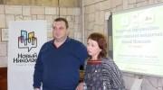 На інформаційно-просвітницькому майданчику «Новий Миколаїв» обговорили хід реалізації проектів Громадського бюджету 2018-2019 рр.
