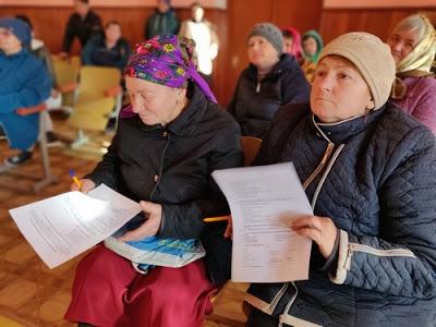 Демократичний десант у Долматівській ОТГ