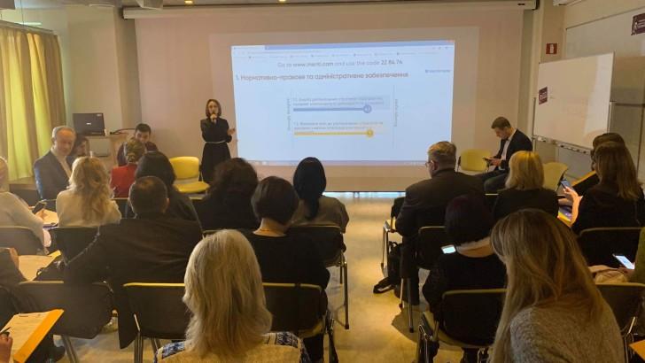 Публічна дискусія щодо Концепції електронної демократії пройшла в Одесі
