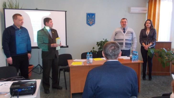 Обговорено результати громадського аудиту Коблівської та Березанської ОТГ
