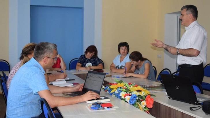 В Голобській ОТГ обговорили, як покращити здоров'я мешканців громади