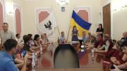 Чернігівщина приймає делегацію з Луганської та Донецької областей