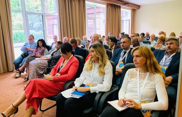 Співробітництво громад: нові можливості для освіти та медицини (конференція)