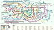 Схема токійського метро та вимоги Бюджетного кодексу України: чи допоможе аналогії ефективності врядування?